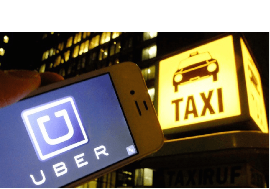 beneficios de usar uber