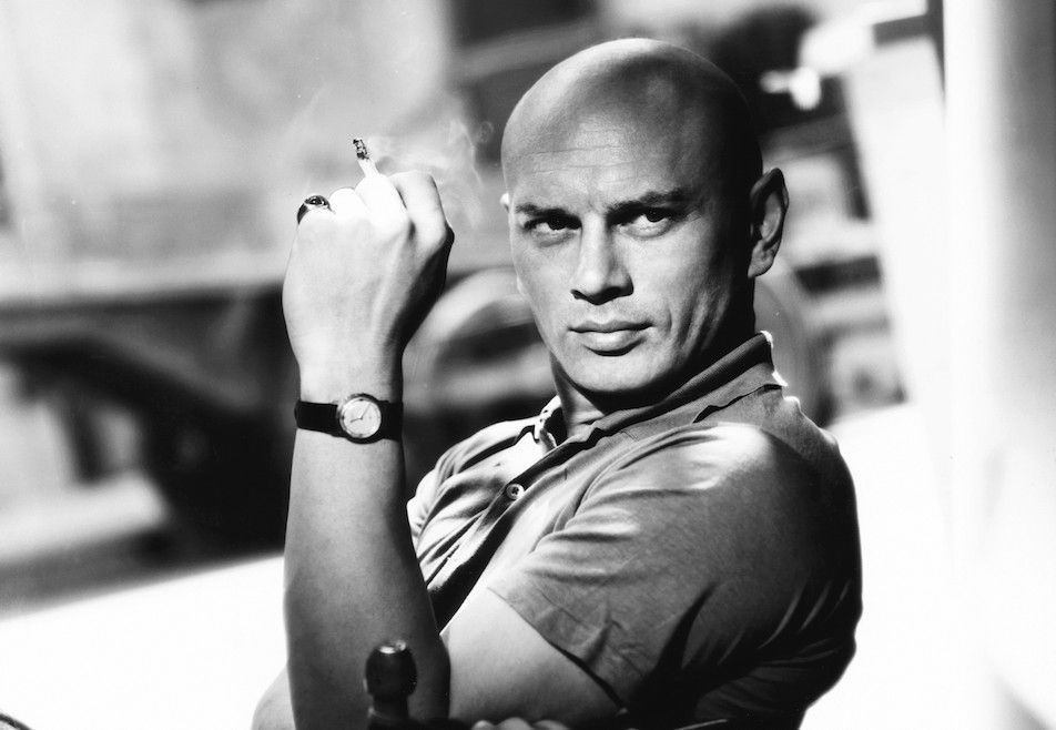 Happy Birthday: Yul Brynner - Cine y Televisión