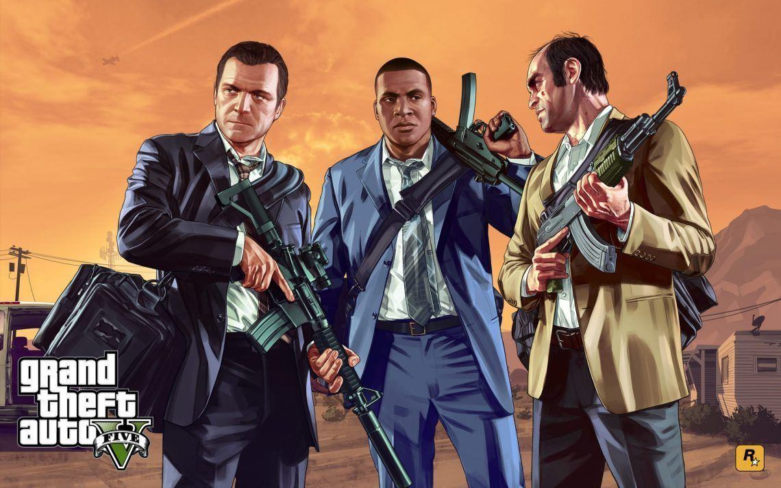 Trucos Gta V (5) Ps4 Y Pc;= - Tecnología