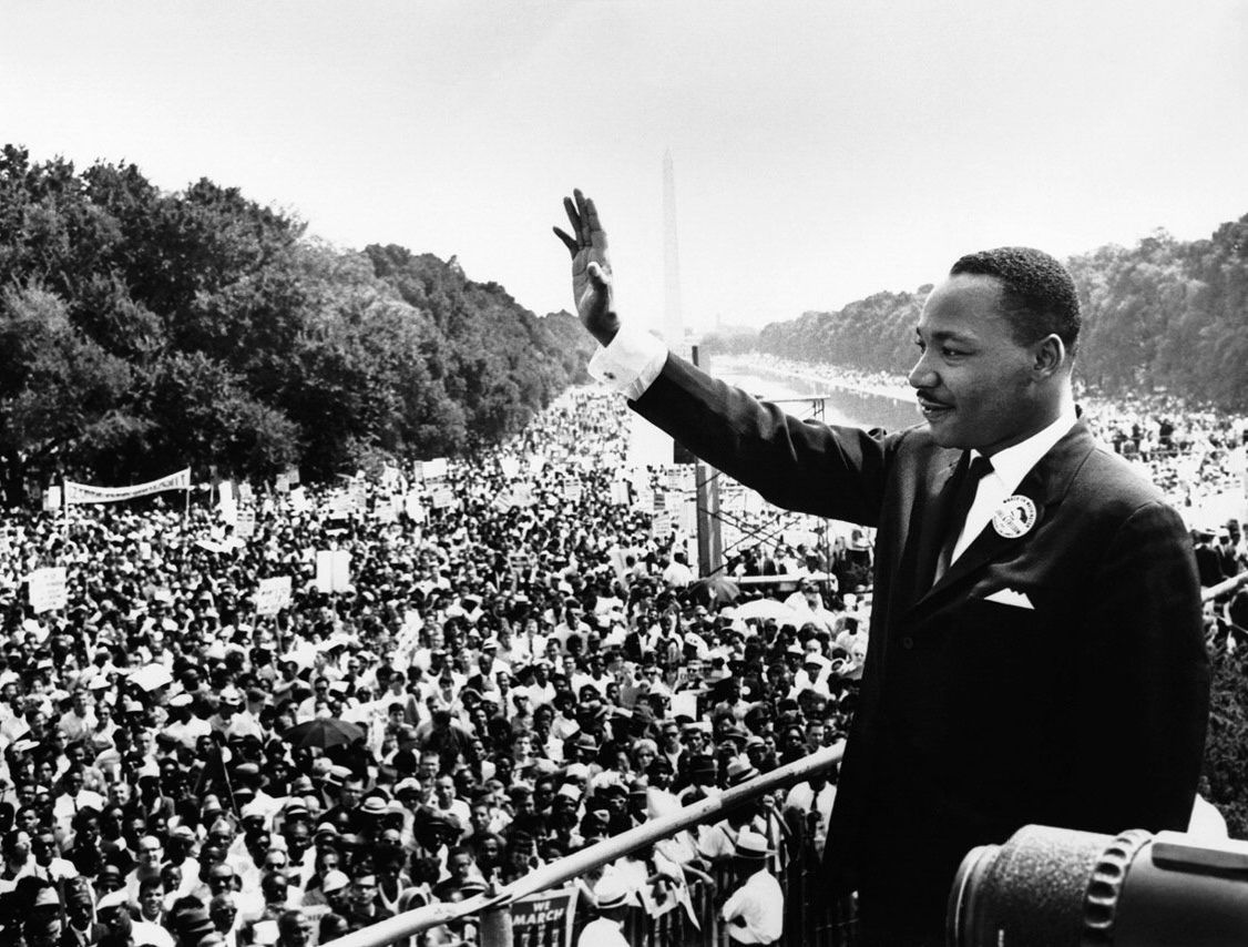I Have A Dream - Historia