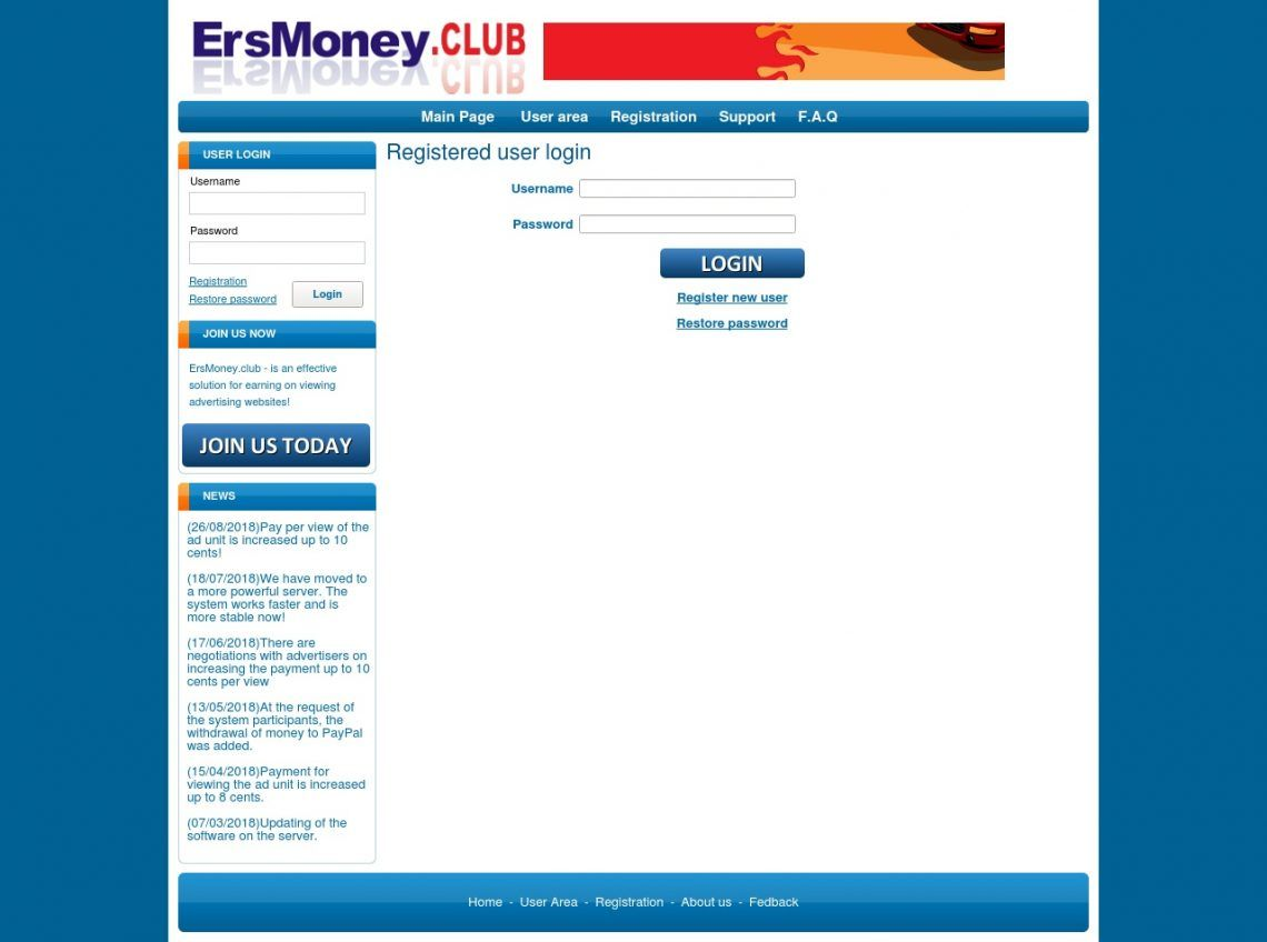 Desmentir Estafa Ersmoney.club - Tecnología