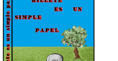 el billete es un simple papel 2 parte - Literatura