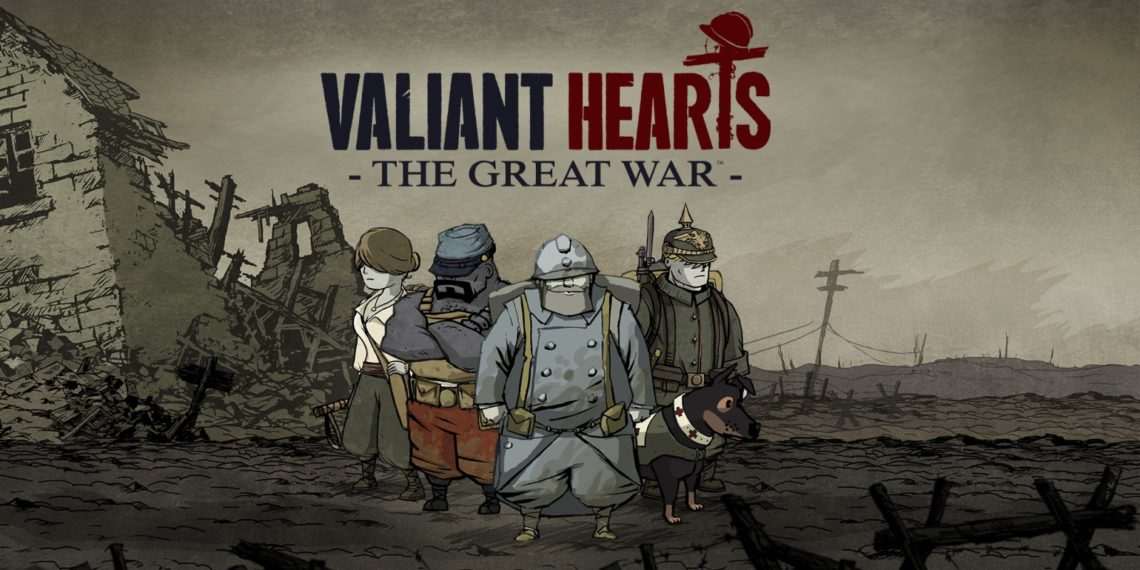 Reseña VALIANT HEARTS: THE GREAT WAR - Tecnología